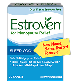 Estroven Sleep Cool Menopause Relief