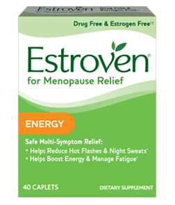 Estroven Energy Supplement Facts