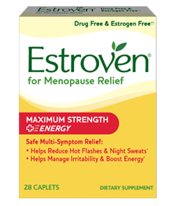 Hot Flash and Night Sweats Relief
