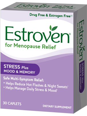 Estroven 174 Natural Relief For Menopause Menopause Supplement